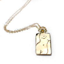 Load image into Gallery viewer, Lady Tab Necklace