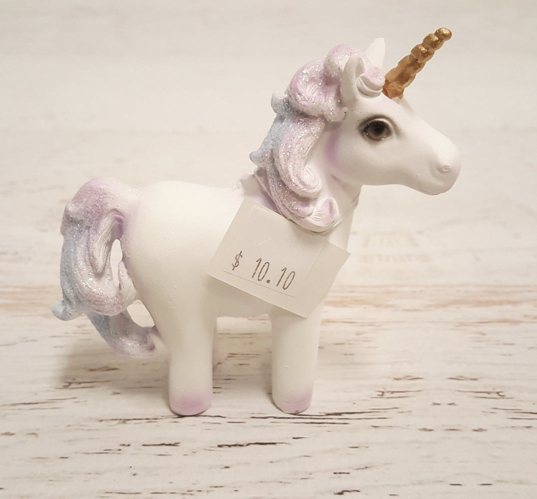 Unicorn Figurine