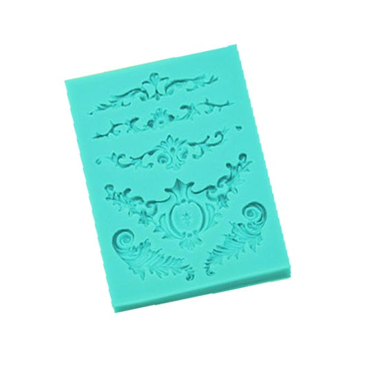 Silicone Mould- Flourish