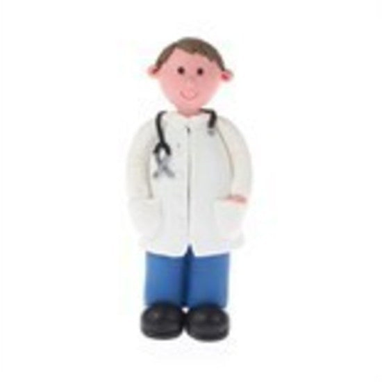 Claydough Doctor , Figurine