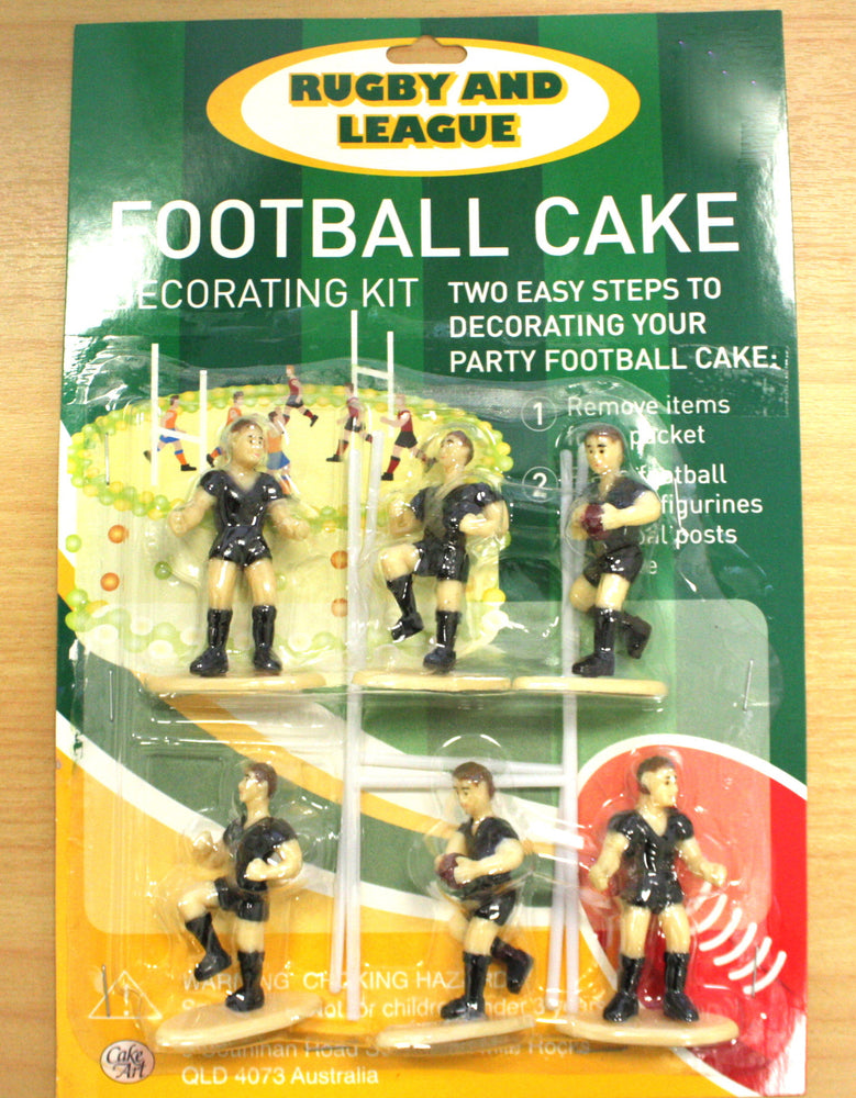 Rugby/League Set , Figurine Set