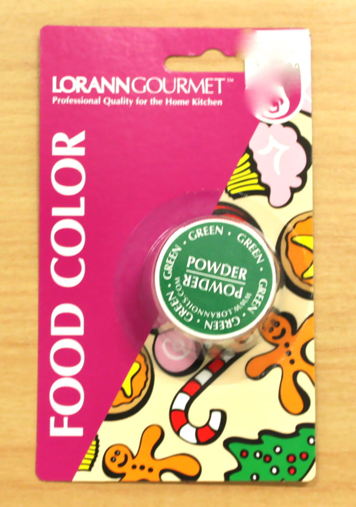 Lorann Food Colour Powder- Green