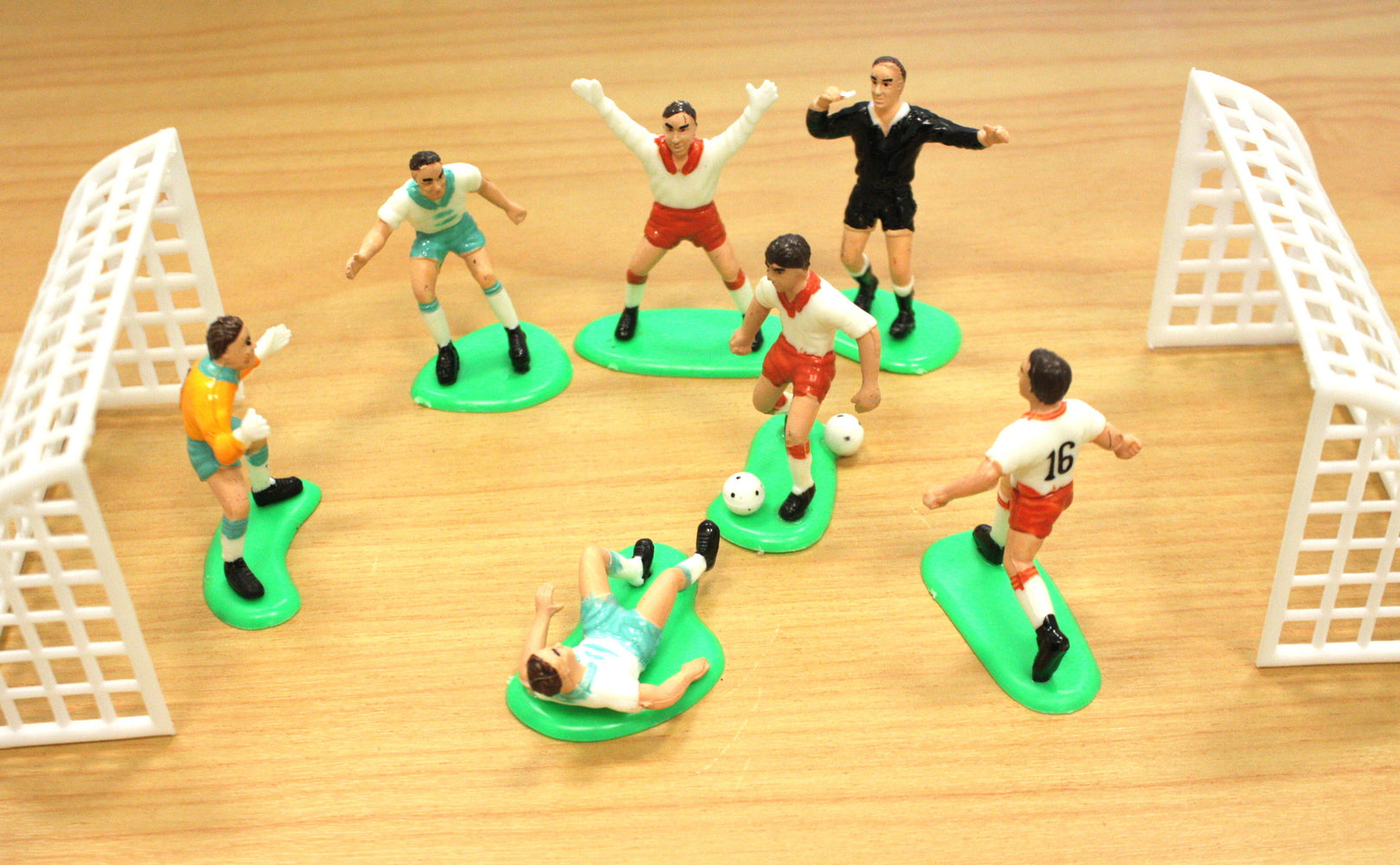Football/Soccer Set , Figurine Set