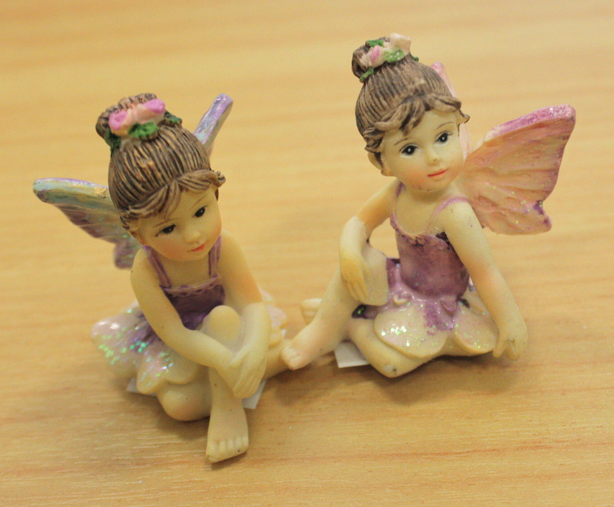 Fairy- Small Purple , Figurine