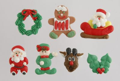 GB Christmas Edible Decorations