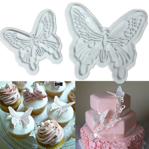 Butterfly Cutter Set