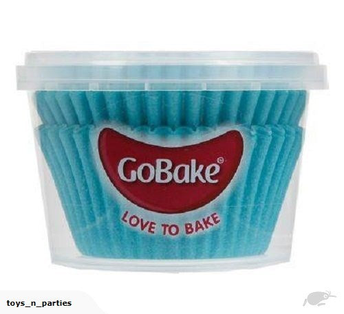 GB Baking Cups- Blue