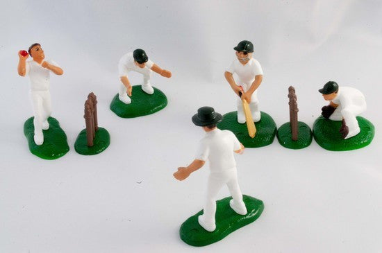 Cricket Set , Figurine Set