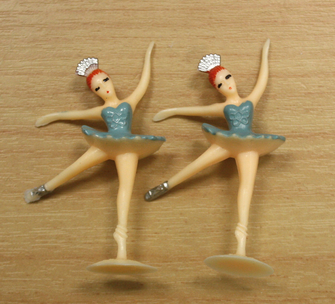Ballet Dancer- Blue , Decoration