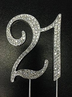 Diamante 21- 7cm , Number