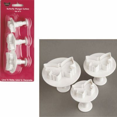 Butterfly Plunger Cutter Set