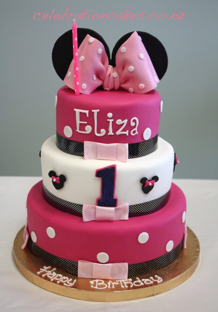 Eliza Minnie , cake