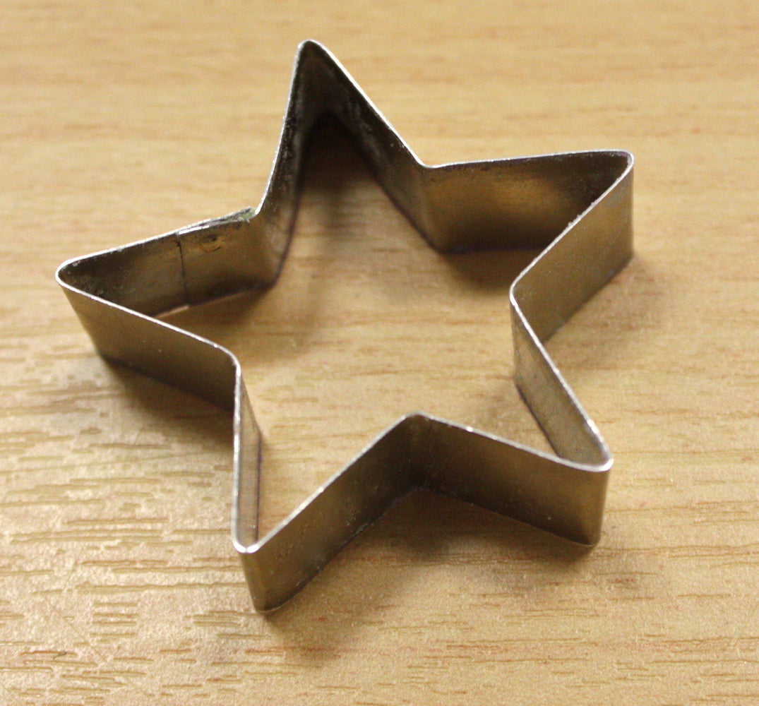 Star Cutters- Metal 32mm , Cutters