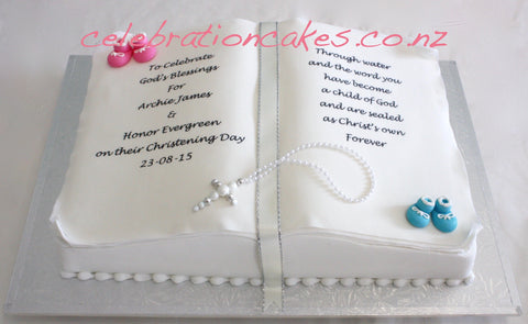 christening bible celebration cakes cakes and decorating supplies nz