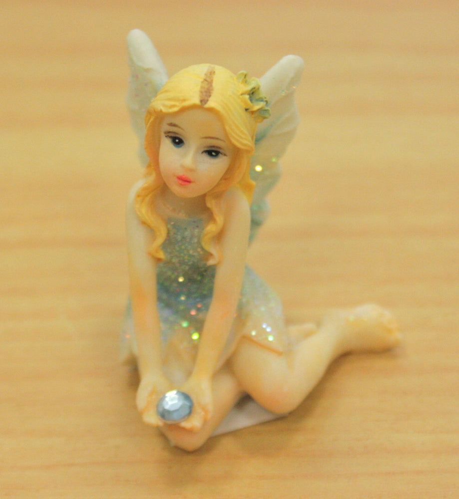 Fairy- Gem Stone , Figurine