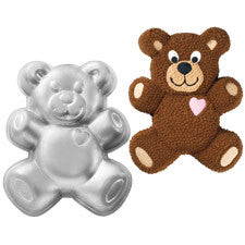 Wilton Bear Cake Tin
