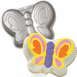 Wilton Butterfly Tin