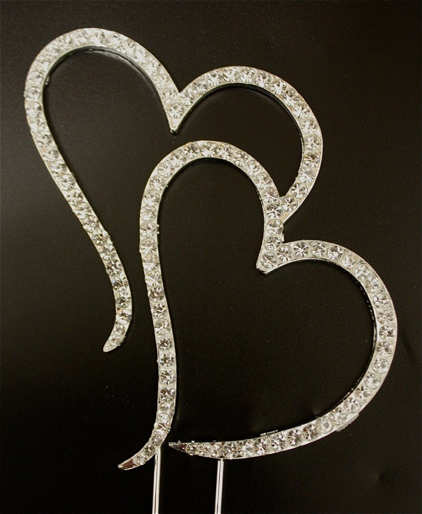 Diamante Hearts , Decoration