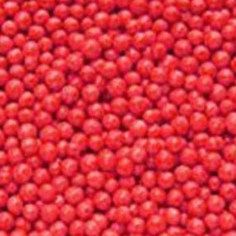Sprinkles- 100 & 1000's- Red , Sprinkles
