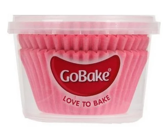 GB Baking Cups- Pink