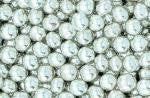 Cachous Silver 4mm- 20g , Sprinkles