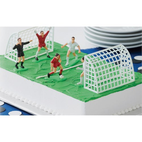 Wilton Soccer/Football Set , Figurine