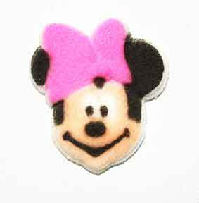 Edible Minnie Mouse Decoration