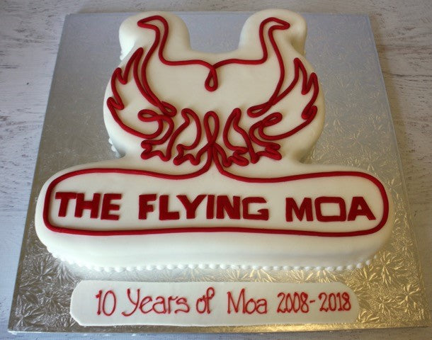 The Flying Moa 10 Years