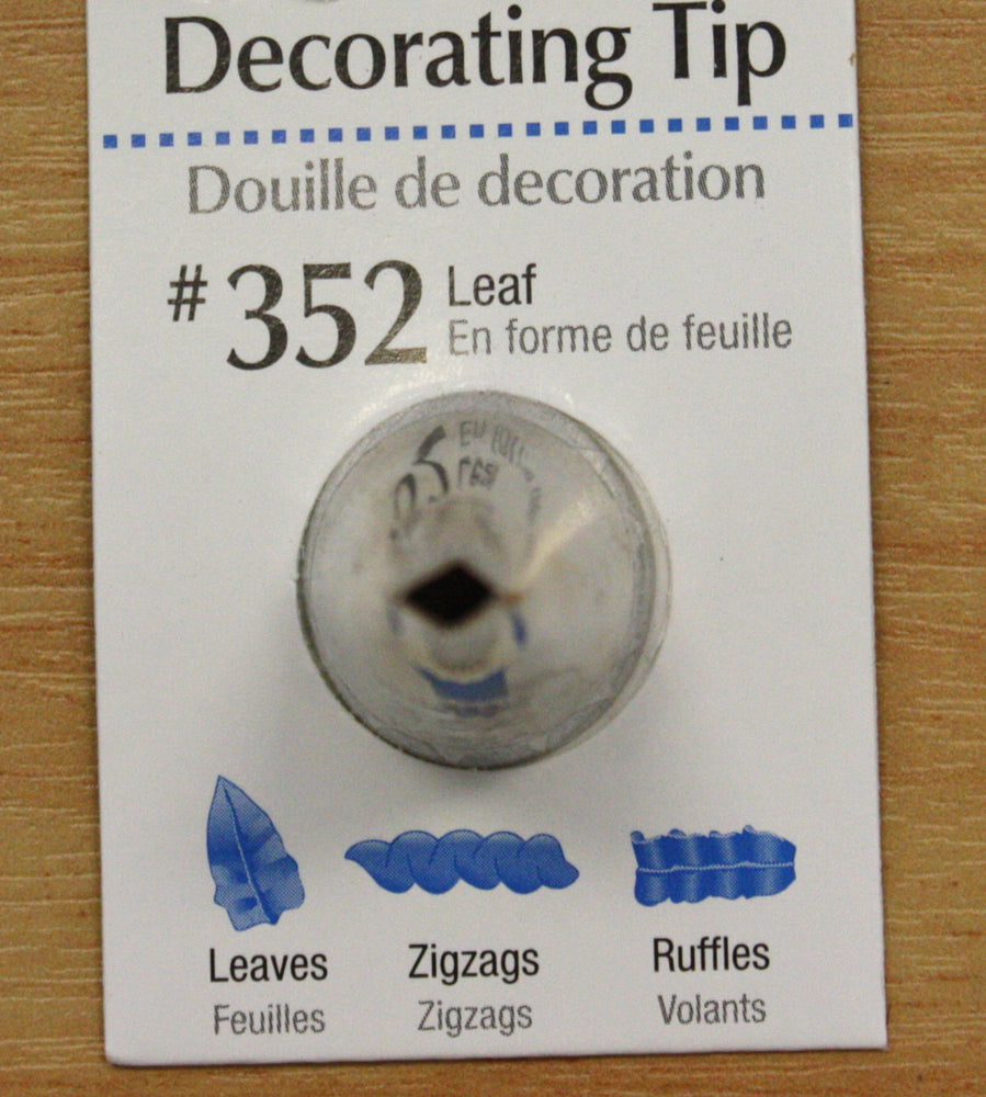 Wilton Tip #352 , Piping Tip