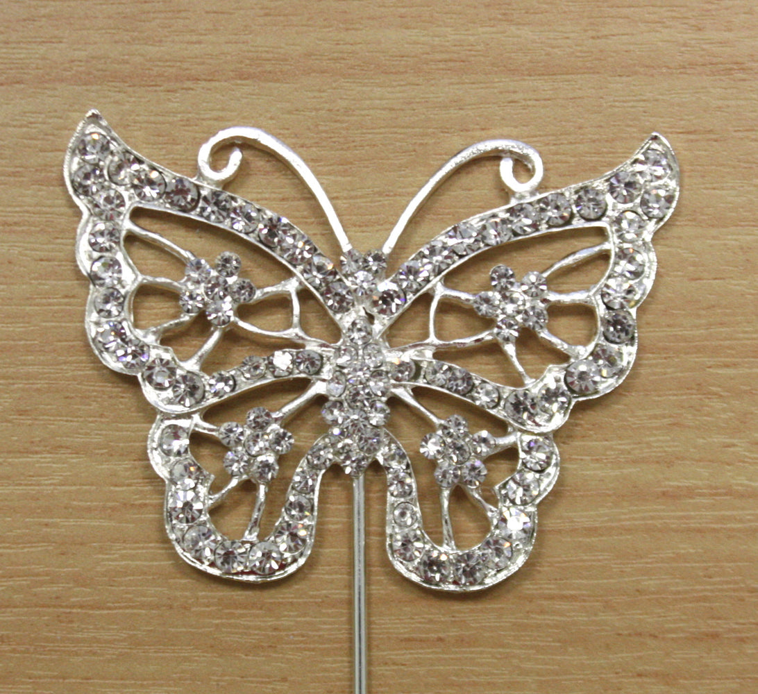 Diamante Butterfly