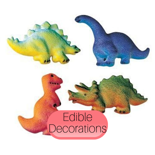 edible decorations