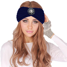 Load image into Gallery viewer, JEWELLED HEADBAND WITH GABBIE GLOVE