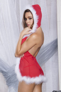 BUNNY XMAS OUTFIT