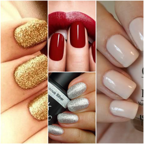 2 or 4 NAIL GEL LACQUER