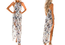 Load image into Gallery viewer, BIANCA BOHO  MAXI DRESS