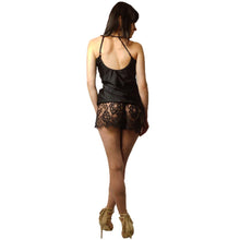 Load image into Gallery viewer, DAY TO NIGHT LACE PLAYSUIT-TWO COLOURS.