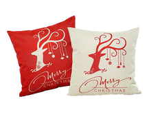 Load image into Gallery viewer, CHRISTMAS CUSHIONS COVERS