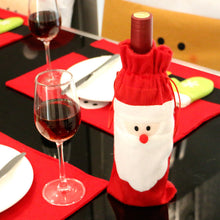 Load image into Gallery viewer, SANTA CLAUS NOVELTY WINE BOTTLE COVER