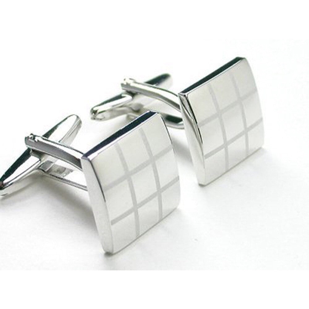 BOYS CLUB LASER ENGRAVED CUFFLINKS
