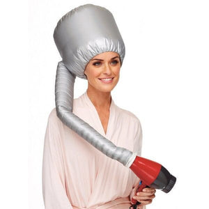 HAIR BONNET + MAGIC ROLLERS SET