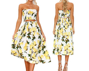 2 STYLE SUMMER DRESS'S