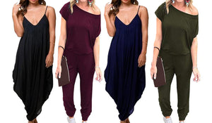 LOUNGE JUMPSUITS
