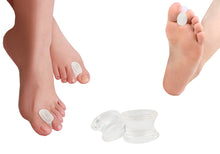 Load image into Gallery viewer, Professional silicone  toe corrector