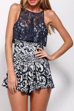 Load image into Gallery viewer, LACE PLAYSUIT