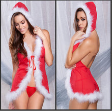 Load image into Gallery viewer, BUNNY XMAS OUTFIT