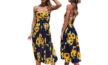 Load image into Gallery viewer, BOHO SUN DRESS