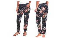Load image into Gallery viewer, CASUAL FLORAL JOGGER
