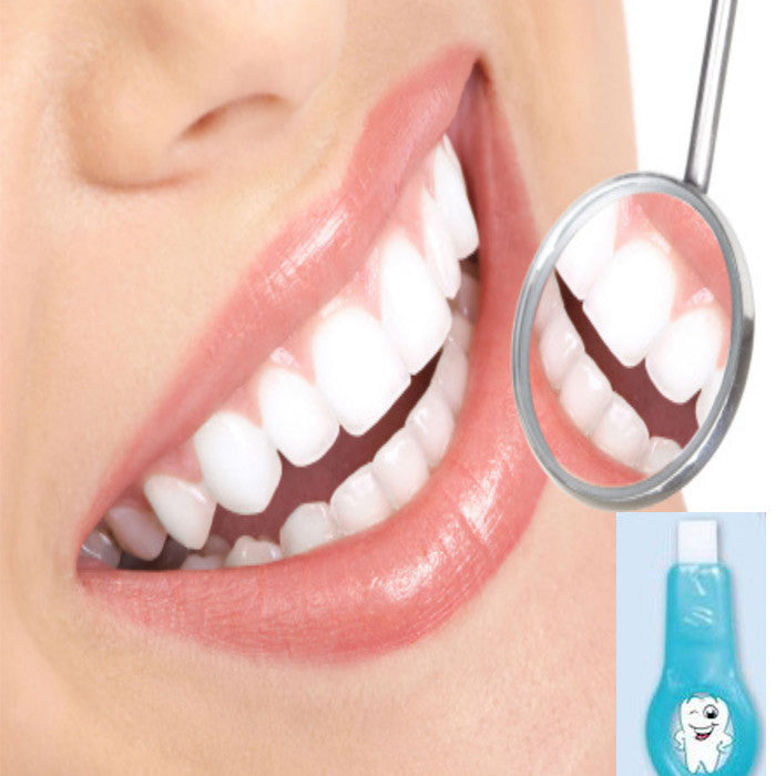 PEARL WHITE TEETH ENHANCING KIT + CHARCOAL NOSE PATCHES