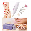 MANICURE NAIL CARE AND WRAP SET