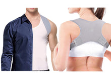Load image into Gallery viewer, Upper Back Posture Corrector